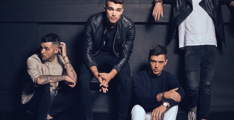 Union J to star at Merseyway Christmas lights switch-on