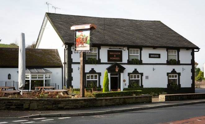 the Waggon and Horses Matley