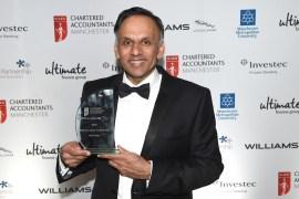 2016 ICAEW award winner Atul Patel, Peninsula Group