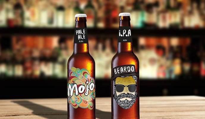 Robinsons brewery launch Mojo and Beardo craft beers