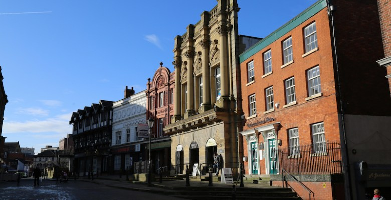 Stockport property grant