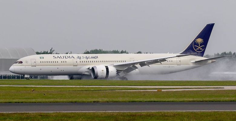 Saudia airlines Manchester to Riyadh
