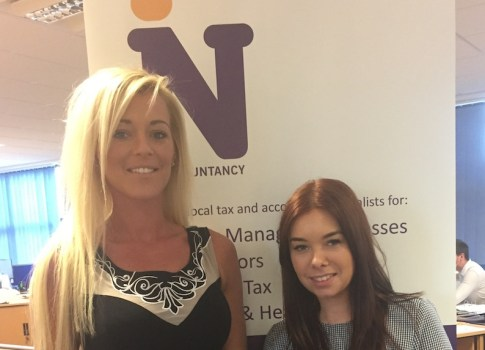 In Accountancy have expanded the team at their new Hazel Grove offices