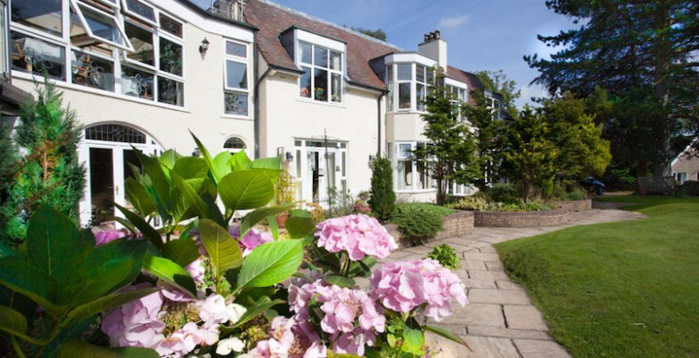 Stockport Care Home Dystlegh Grange one of the best in the country