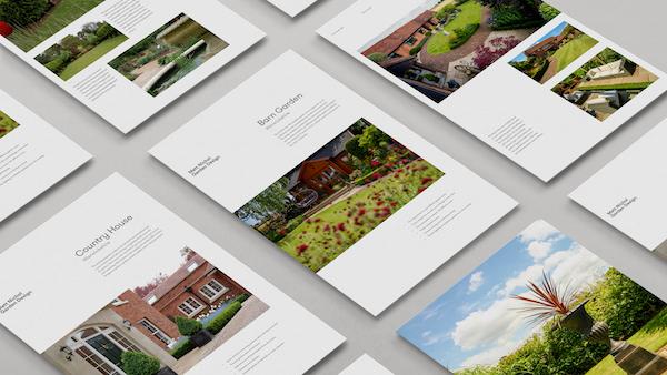Dawn Creative designs for Matt Nichol gardens
