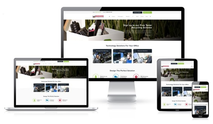 Midshire announce their latest website is now live