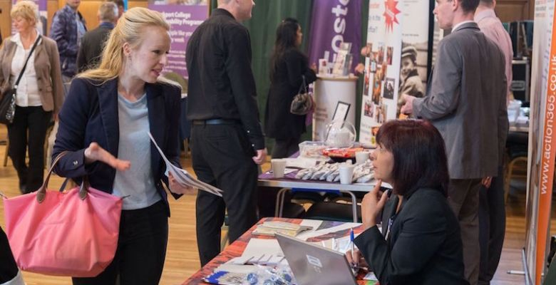 Stockport Jobs Fair