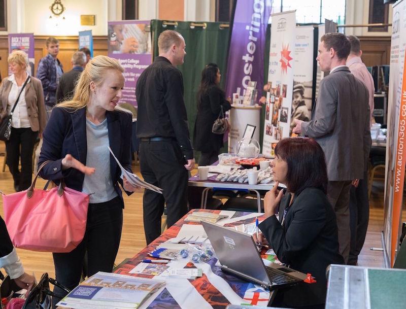 Stockport Jobs Fair