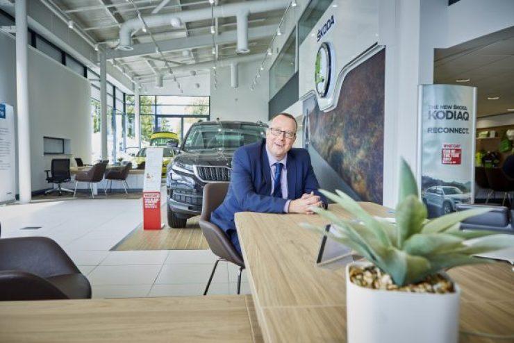Lookers open new Stockport Skoda dealership