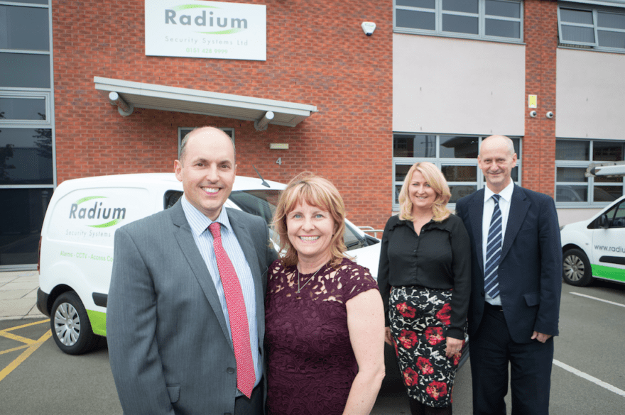 North West security firm receives Royal Bank of Scotland funding