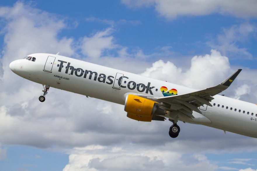 Thomas Cook sponsor of Manchester Pride