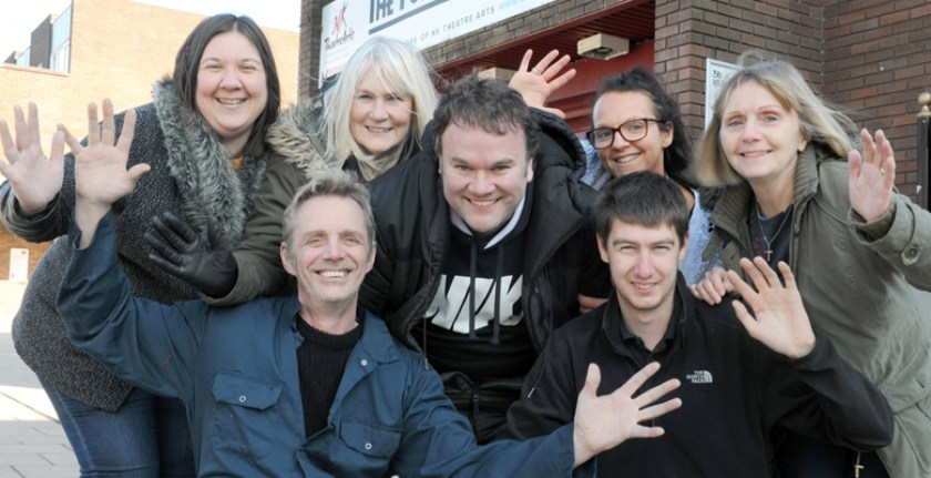 Midshire goes POP for NK Theater Arts