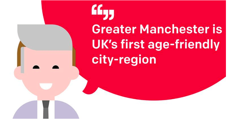GM Mayor launches age-friendly strategy