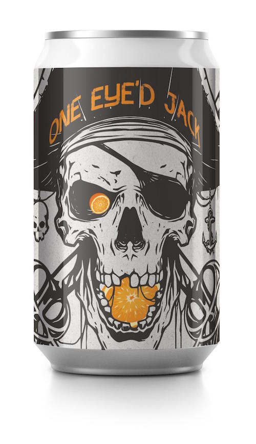 One eyed Jack - Robinsons in a can