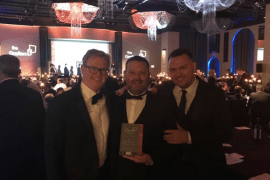 Red Rock Facilities Management - winners at The Grafters