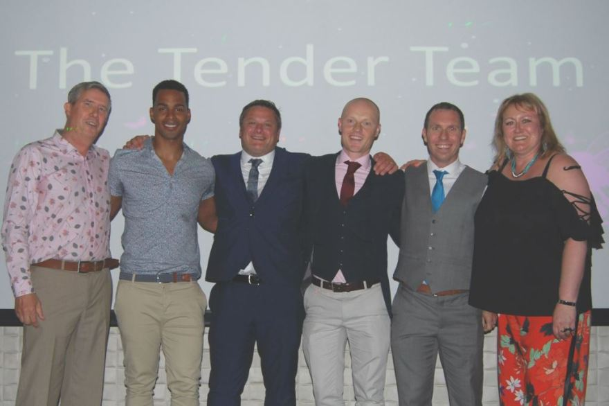 Life Leisure awards - Tender Team