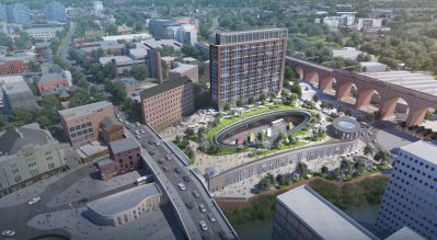 TfGM have submitted plans to develop Stockport Interchange