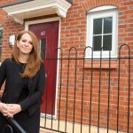 Stockport Homes director Carmel Chambers