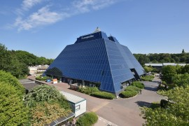 Stockport Pyramid goes on sale for the first time in its history