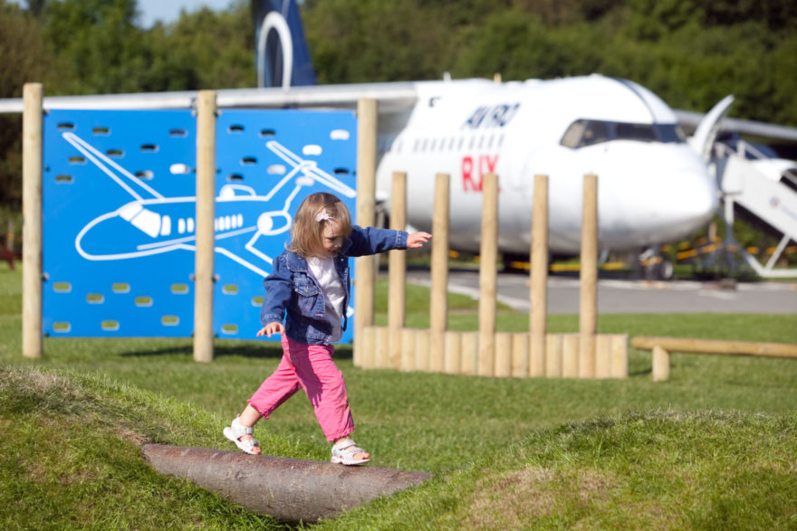 Sundays are Fun Days There's fun for all the family at Manchester Airport's Runway Visitor Park this summer with their 'Sundays are Fun Days' events making a comeback. Every Sunday from 29th July to 2nd September will be 'Sundays are Fun Days' at the park, with free children's rides, bouncy castles, and trampolines*. Whilst the kids are jumping around, parents can relax in the Concorde Restaurant, spend some time on the viewing platforms watching the take offs and landings of the airport's hundreds of daily flights, or explore the aircraft on one of the park's many tours.