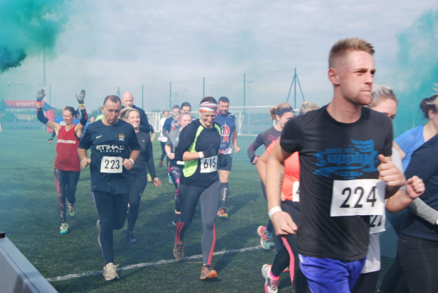Tough Tribe race back in Stockport for 2018