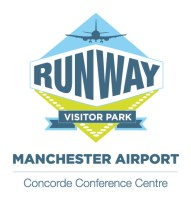 Manchester Airport Visitor Centre logo