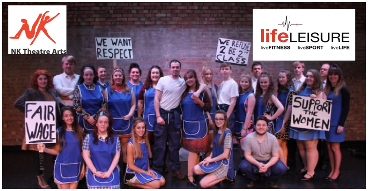 Life Leisure have renewed their support to NK Theatre Arts