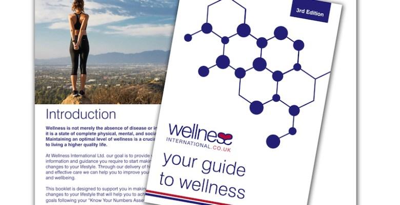 Wellness International Your guide to Wellness Brochure