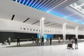 Manchester Airport £1bn transformation - International Arrivals