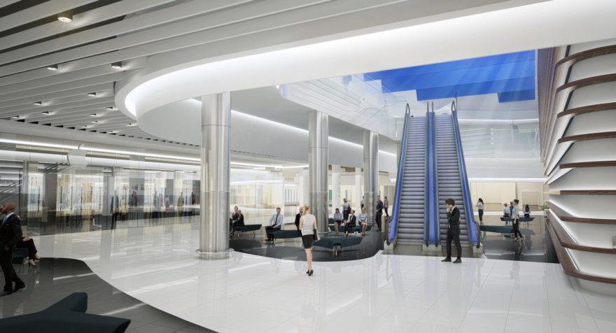 Terminal 2 £1bn transformation