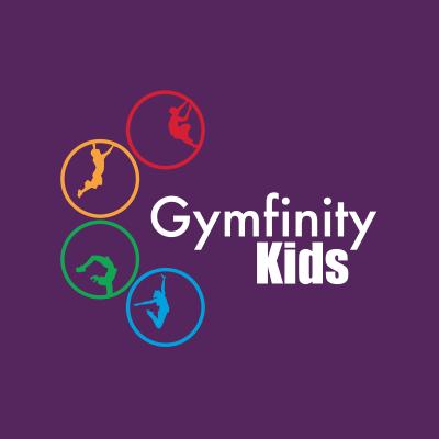 Gymfinity Kids Logo