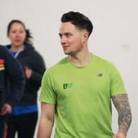 Mark Harrison Benchmark Gym Stockport