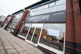 Stockport Apprenticeships Store Supports Young People