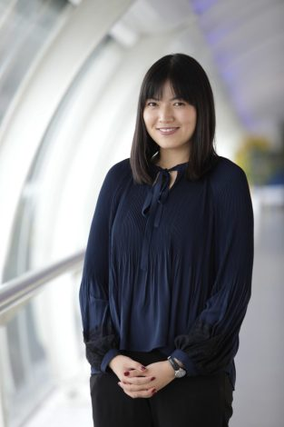 Airport Marketing Manager Charlotte Shi