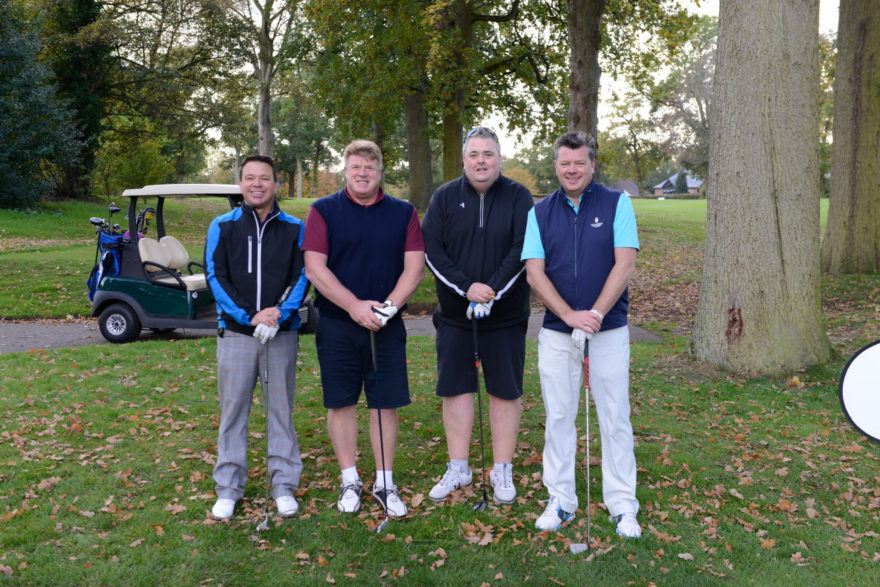 Pictured at C&C sponsored Sale Sharks Golf Day are