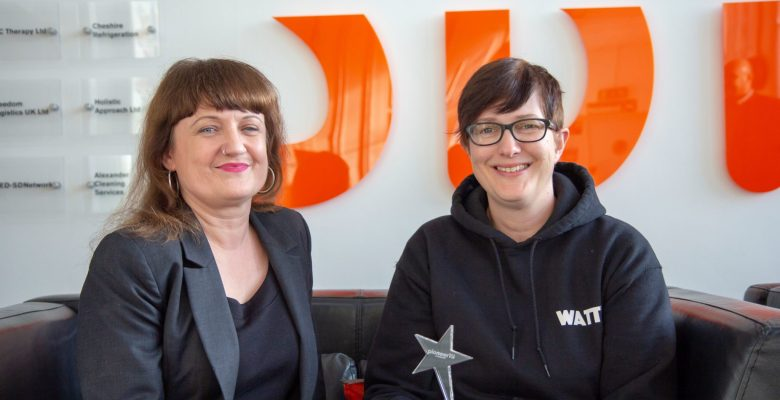 Stockport Tech Start-Up Wattl, winners of the Pioneer 10 competition