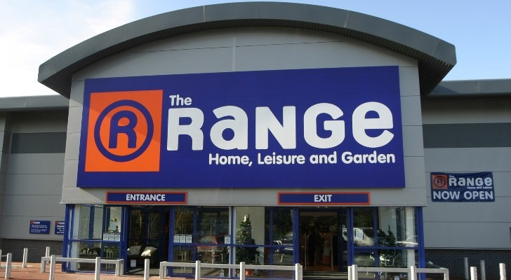 The Range Superstore is opening in Stockport
