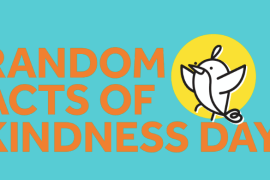 National Random Acts of Kindness Day celebrated at Manchester Airport