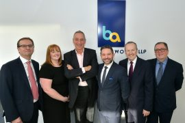 Stockport accountants Booth Ainsworth acquired by Baldwin Advisory Group