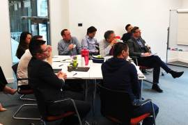 Stockport and North West based accountants Bennett Verby joined with ActionCOACH to host a 'lunch and learn' workshop on 'The 6 Steps to a Building a Great Business'.