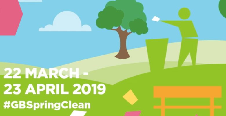 Stockport is joining in the Great British Spring Clean