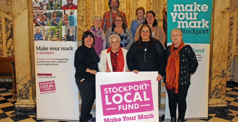 Stockport Local Fund helping communities across Stockport