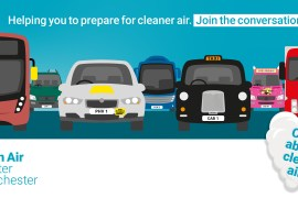 Greater Manchester Clean Air Campaign