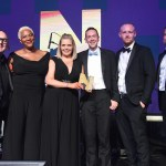 Stockport Homes Group winners at Northern Housing Awards Landlord of the Year