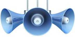 promotion-megaphones