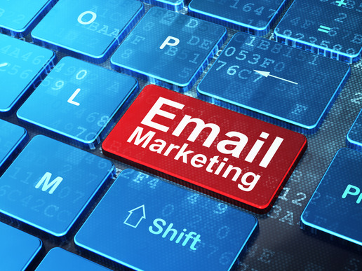 A database for email marketing