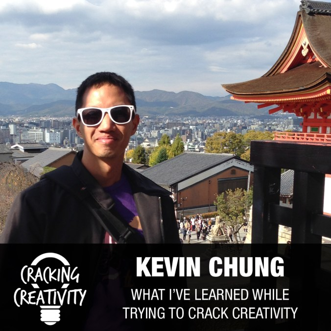 Kevin Chung on Art, Creativity, and Lessons Learned While Cracking Creativity - Cracking Creativity Episode 50