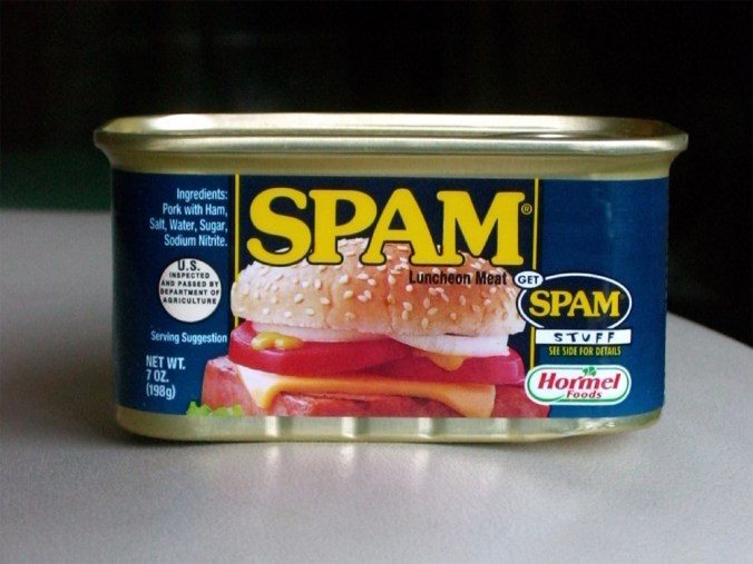 Don't Turn Into Human Spam.