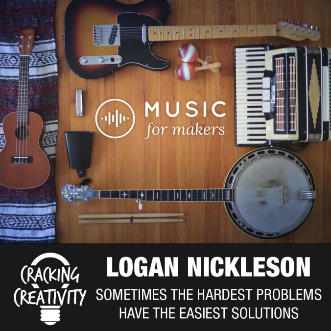 Logan Nickleson on Misunderstandings About Marketing, Finding Your Audience, and Using Psychology to Your Advantage - Cracking Creativity Episode 73