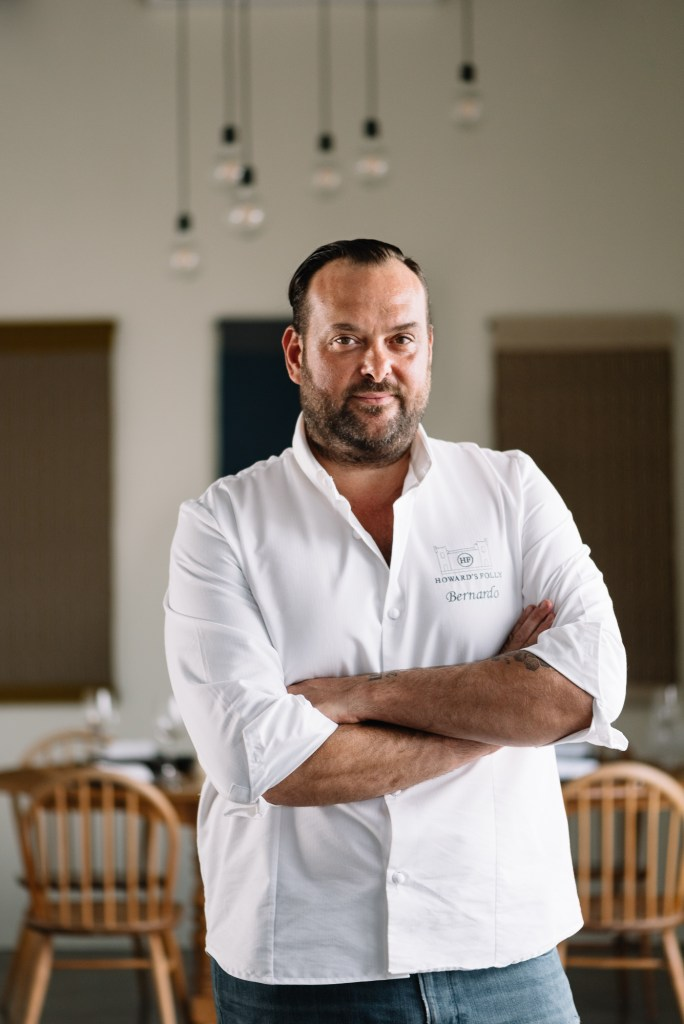Chef Hugo Bernardo
